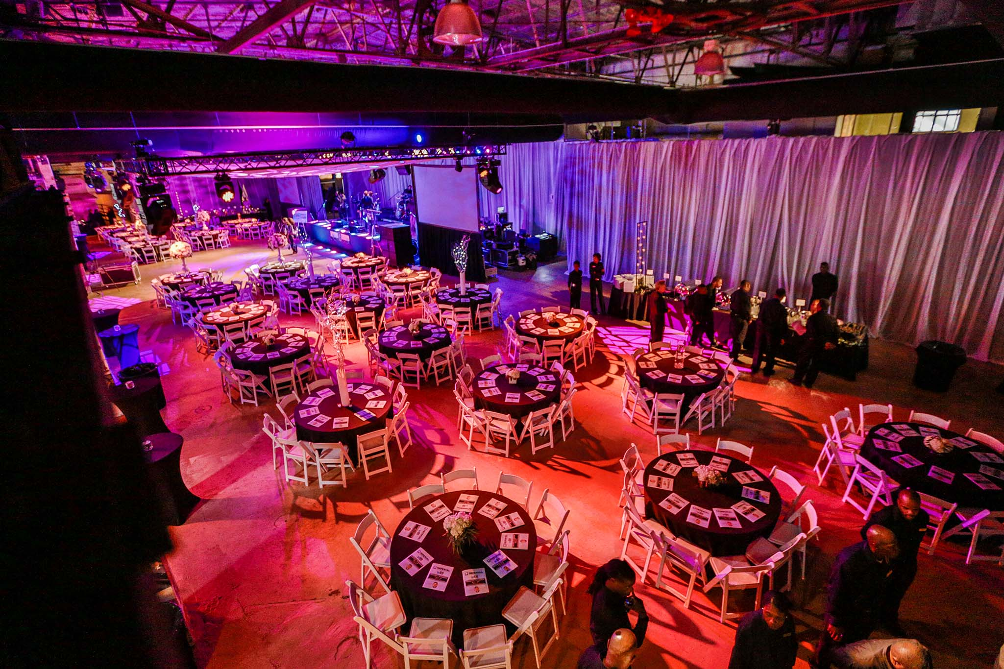 Corporate Event, Gala at the Sugar Mill in New Orleans, Louisiana