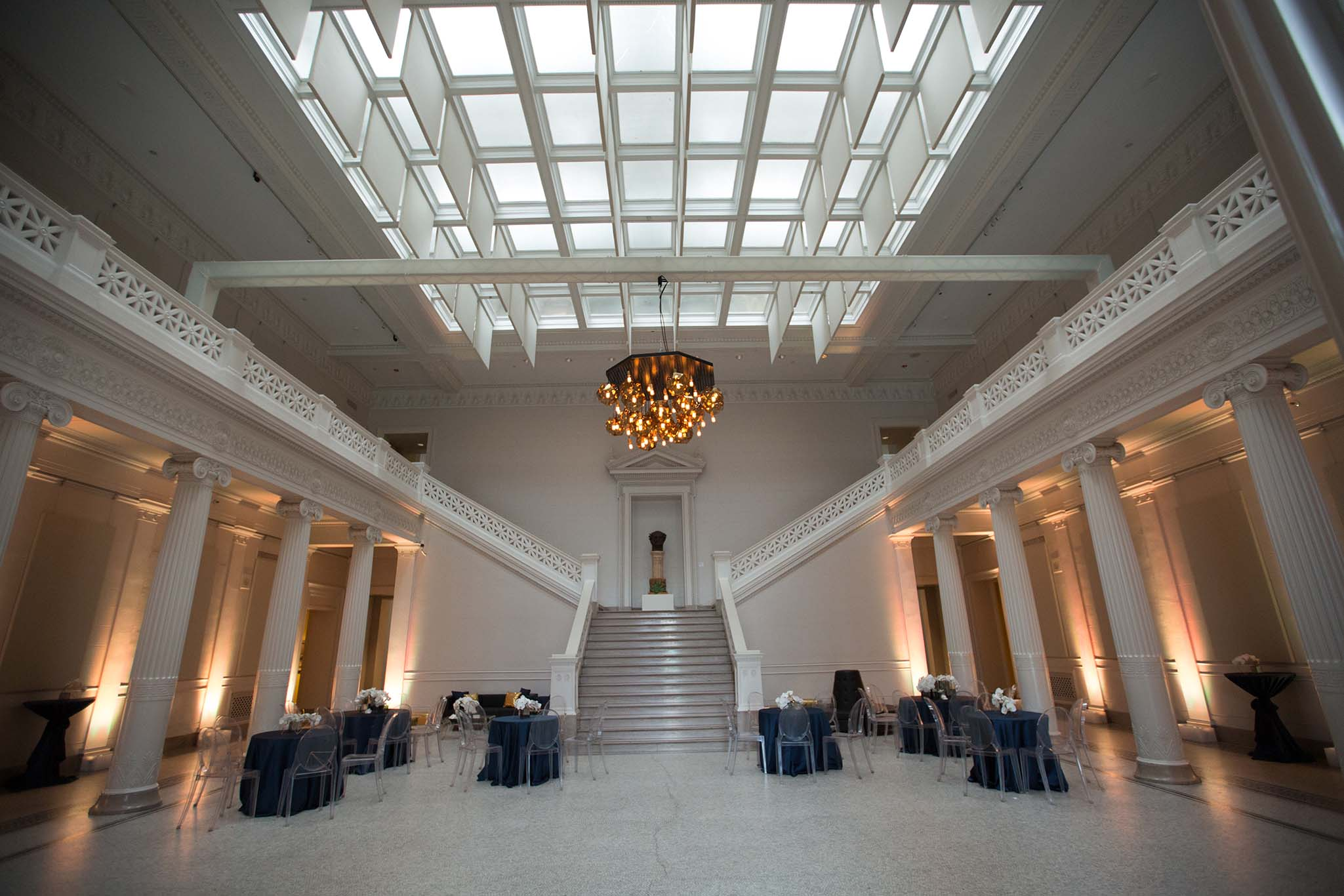 Wedding at the NOMA Museum in New Orleans