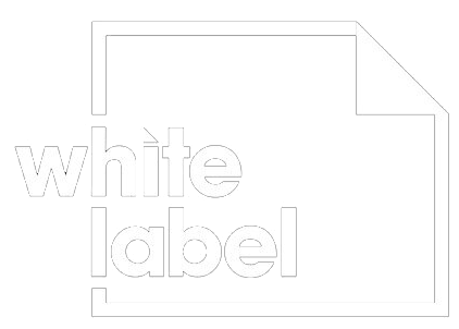 White Label logo