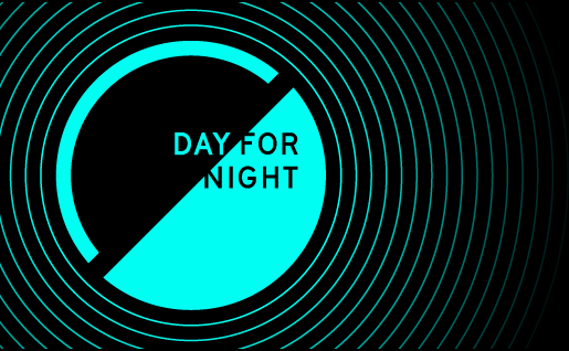 Day for Night Hyperallergic Banner